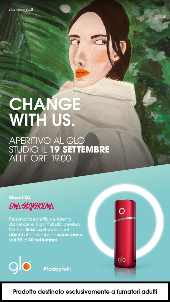 19.09_Glo x Milano Fashion Week | Ema Stokholma