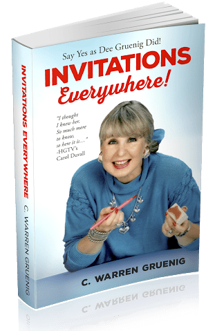 Invitations Everywhere book cover