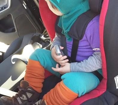 Problema plictiselii in scaunul de masina