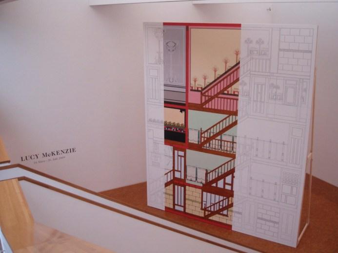 Ludwig Museum Installation