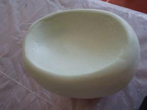 tadelakt soap dish