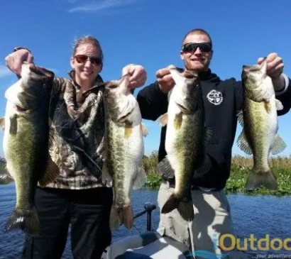 Orlando Bass Fishing Trips