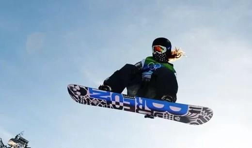Sochi on Network Ten