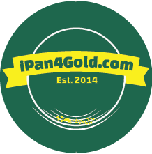 iPan4GoldSmall.com  My Gold Panning Story
