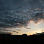 Vista del amanecer desde el Zendo (3)