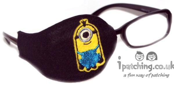 Minion Orthoptic Eye Patch
