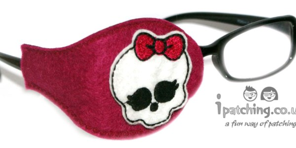 Monster High Eye Patch
