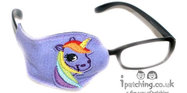 Violet_Unicorn_On_Violet_Plastic_Frame_Orthoptic_Eye_Patch