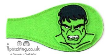 Hulk Orthoptic Eye Patch