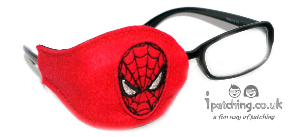 Spiderman Orthoptic Eye Patch