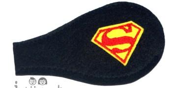 Superman Eye Patch
