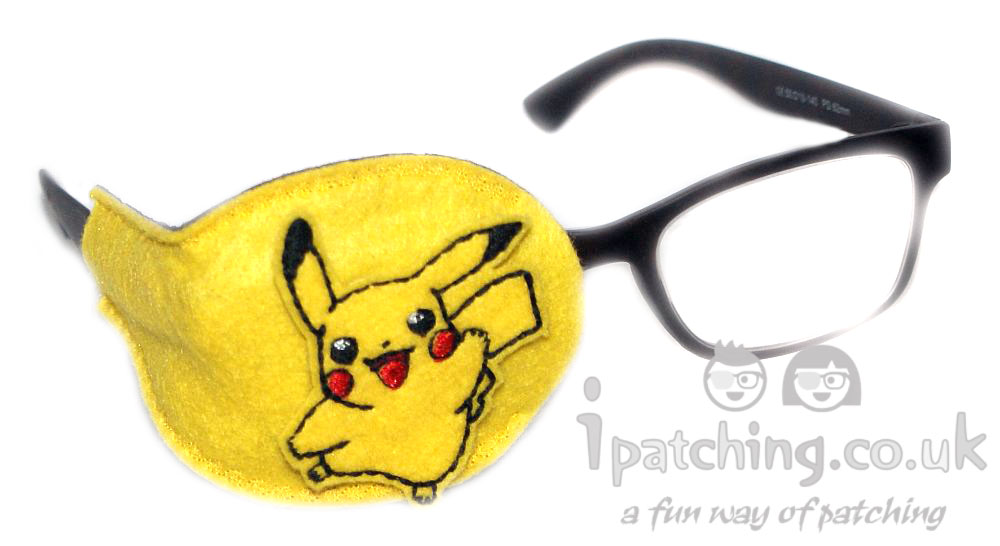 Pokemon Eye Patch