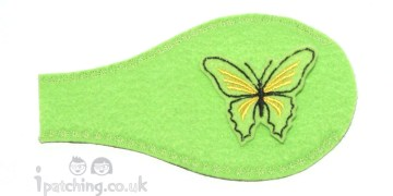 Butterfly Orthoptic eye patch