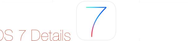 iOS 7: Kalender