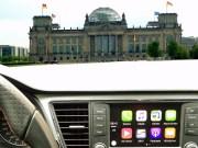 iCar Apple Berlin Reichstag