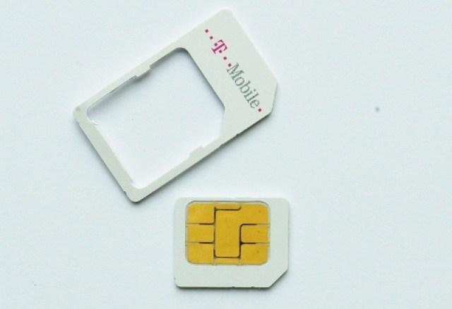 sim karte wechseln iphone 4