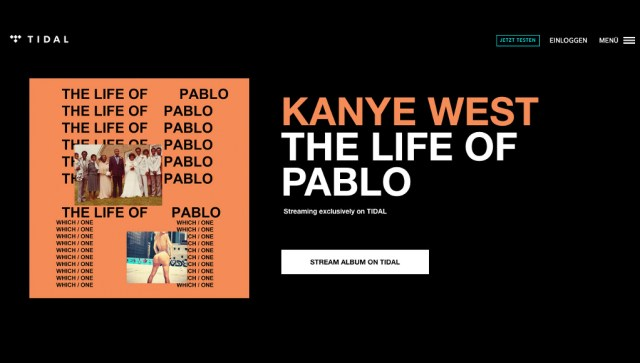 Kanye West Apple Music