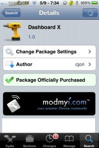 dashboardx 200x300 Widgets On An iPhone????  DashBoardX Awesome Cydia Tweak