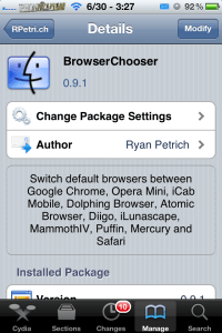 browserchooser 200x300 BrowserChooser Cydia Tweak: Make Google Chrome Native Browser