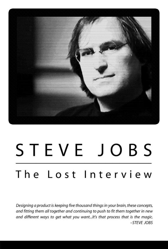 Watch Steve Jobs Lost Interview Inside: Interview Made 1995 While Jobs Was CEO Pixar and NeXT Computers