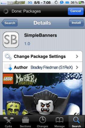 simplrbanners 280x420 SimpleBanners Cydia Tweak(Free): Control What Appears In Text