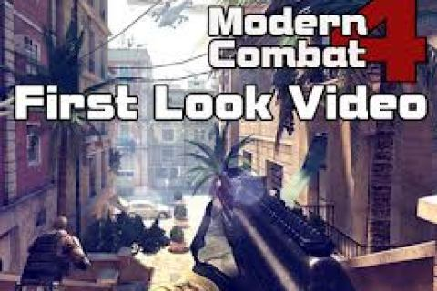 Modern Combat 4: Zero Hour Review[Video]