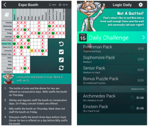 logic puzzles daily 1