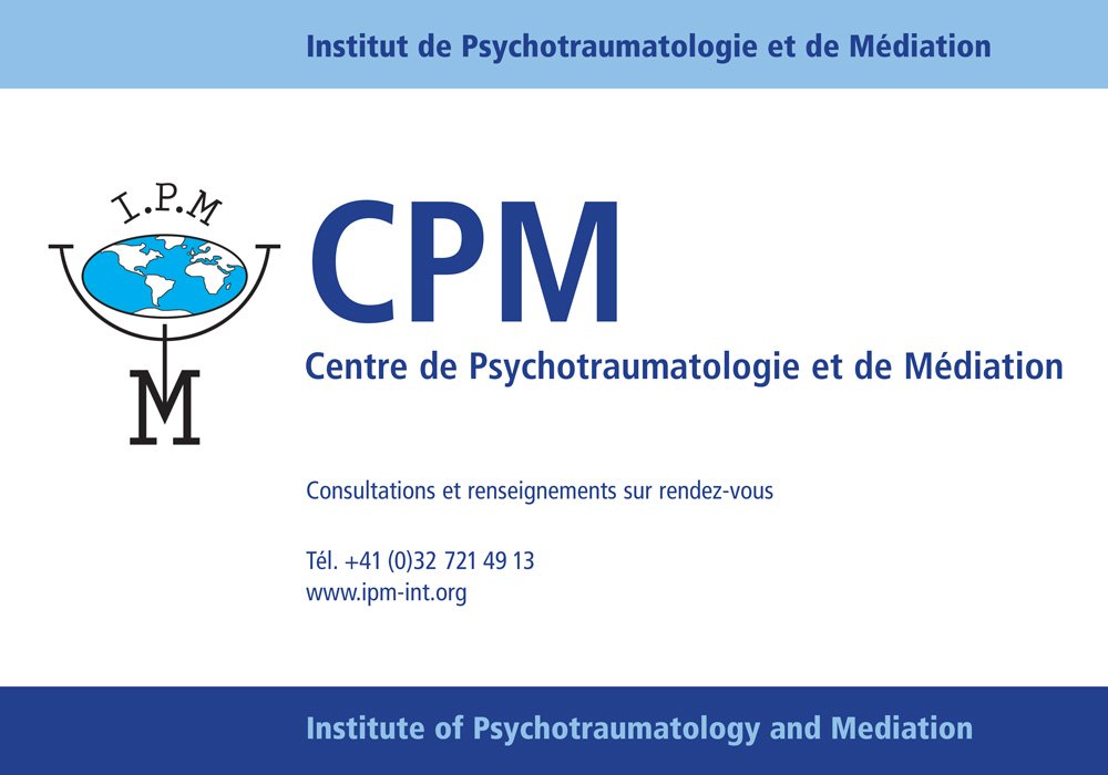 Centre Psychotraumatology and Mediation (CPM)