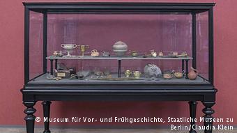 Μυκηναϊκά κτερίσματα από τον Ορχομενό στο Βερολίνο