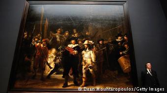 Έργο του Ρέμπραντ σε μουσείο του Άμστερνταμ