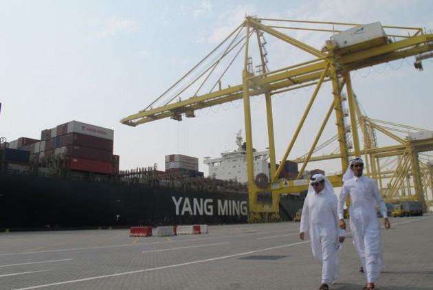 Το νέο λιμάνι Χαμάντ στο Κατάρ, παγκόσμιος κόμβος μεταφοράς φορτίων, συνδέει την Σαγκάη με τον Πειραιά και την Μεσόγειο. | Νικόλας Ζηργάνος