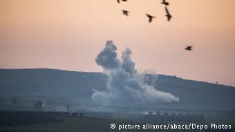 Από την Παρασκευή είχαν αρχίσει οι τουρκικές αεροπορικές επιδρομές