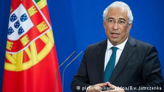 O πρωθυπουργός της Πορτογαλίας Αντόνιο Κόστα
