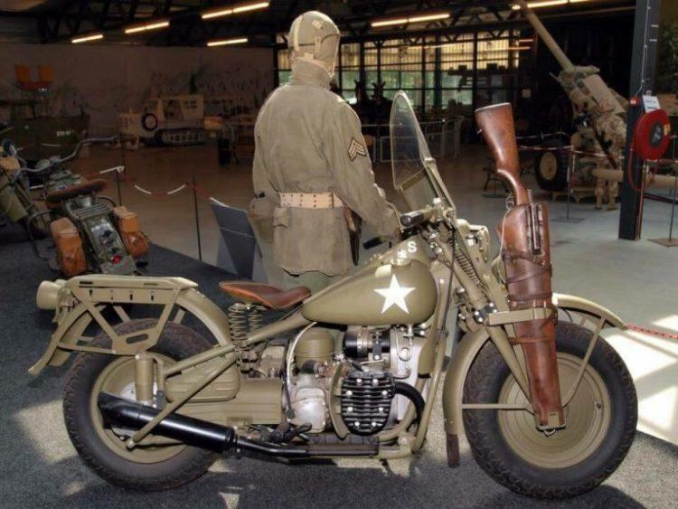 Harley-Davidson XA , το αμερικανικό αντίγραφο....