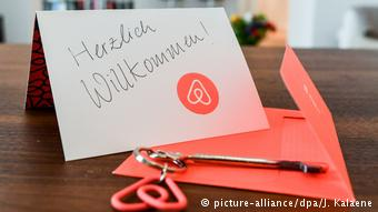 Airbnb μια ραγδαία αναπτυσσόμενη εταιρεία