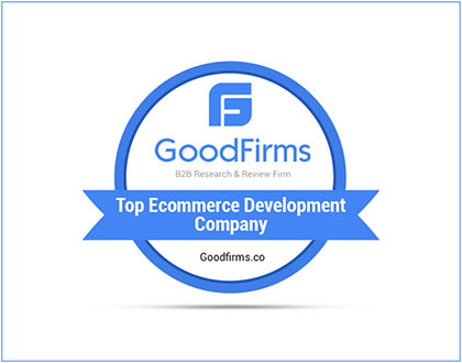 GoodFirms Spots iQuinceSoft as an Eminent Ecommerce Development Company in India