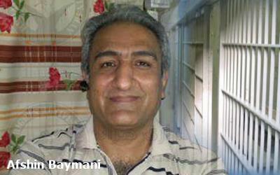 politisk fånge vägrades behandling efter misstänkt hjärtattack