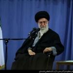 Iran's Supreme Leader Meeting with Army Commanders on April 18, 2013 (Photo Credit: Khamenei.ir)
