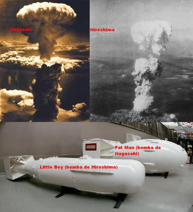 Until September 9, 2009 there was over 20,000 nuclear weapons around the world. Many of them are still on hair-trigger alert.18,500 of these bombs were made by the US and Russia.