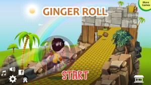 Ginger Roll
