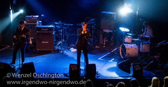 Viktor & The Blood  auf Reeperbahnfestival 2013