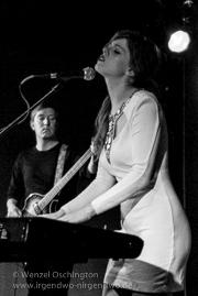 Sara Jackson-Holmann |  Songtage Magdeburg | Moritzhof