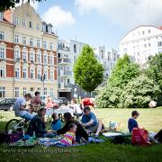 1. Buckauer Elbe-Picknick