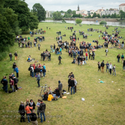 Herrentag Magdeburg 2014 Elbwiesen