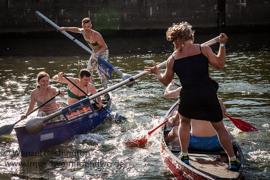 Red Bull Student Boat Battle - Studententische Ritterspiele anno 2014