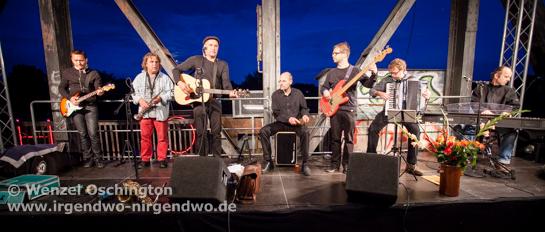 ANDERNORTSgottesdienst    Martin Rühmann Band