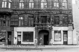 Straße der Jugend (jetzt Sternstraße) Magdeburg 1989