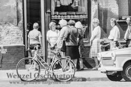 Bäckerladen - Halberstädter Straße  |  Magdeburg 1989