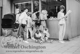 Kiosk - Halberstädter Straße  |  Magdeburg 1989