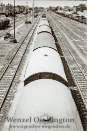 Bahnhof Sudenburg |  Magdeburg 1989